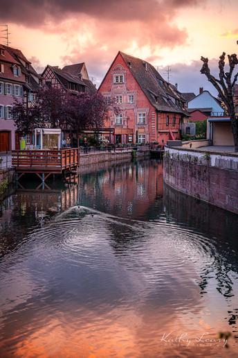 Canal in Colmar