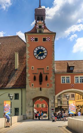Tower in Regensburg