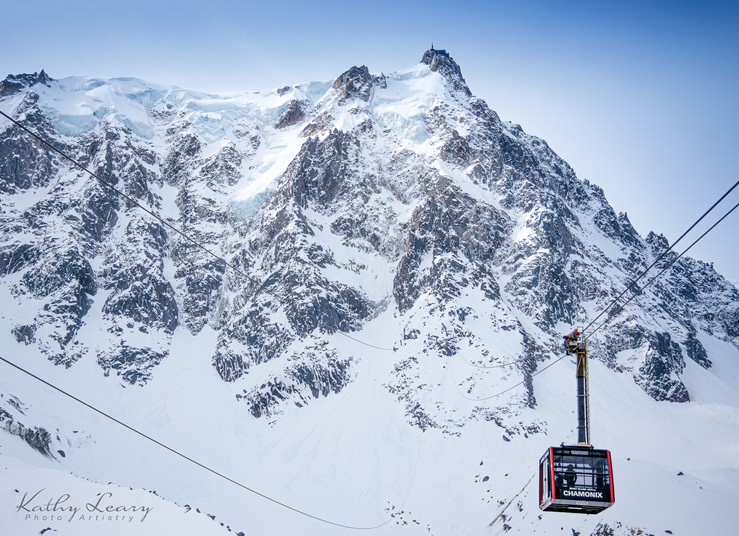 Tram to the Top