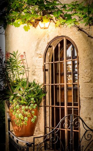 St Paul de Vence Window