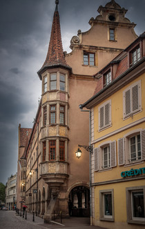 Colmar architecture