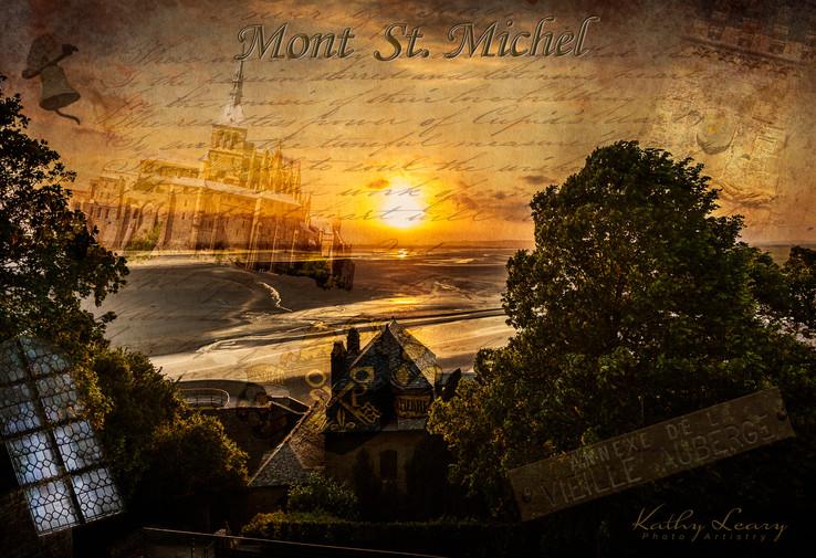 Dawn @ Mont St Michel