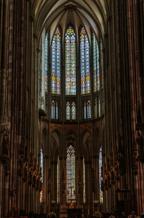 Alter in Cologne Cathedral