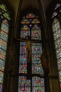 Back of the Main Alter