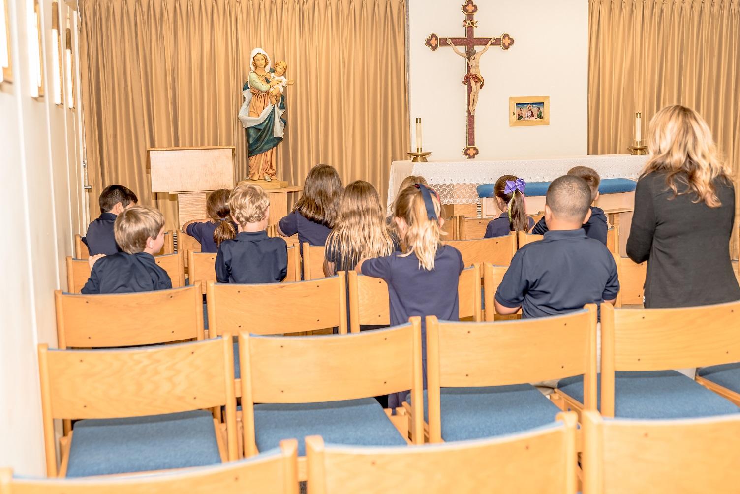 chapel visit