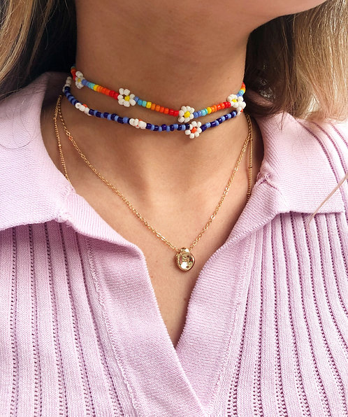 The Flower Power Choker