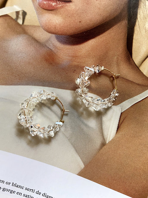 The I See It All Earrings