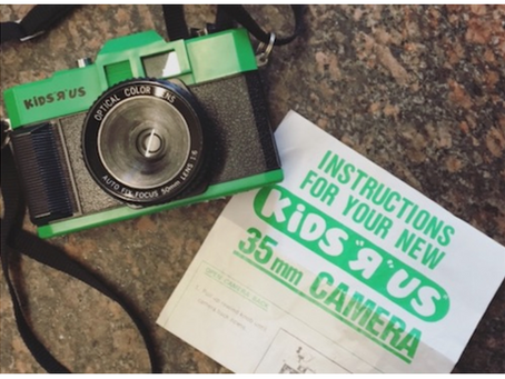 Cheap Camera Challenge with Dan & Aline
