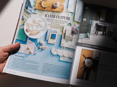 Palettes // Boston Home Magazine, Summer 2018