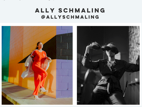 Featured Photographer Series 004 - Ally Schmaling