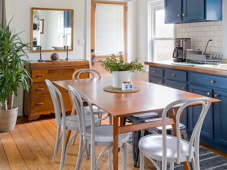 Home Tour: Hillcrest Cottage of North Branch, NY