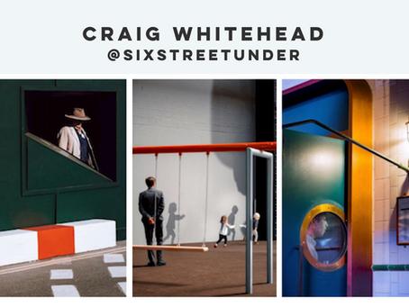 Featured Photographer Series 003 - Craig Whitehead