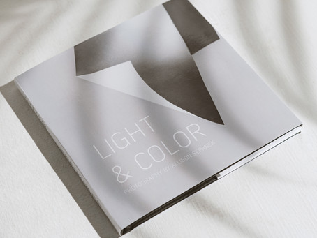 Light & Color; The Book & Giveaway