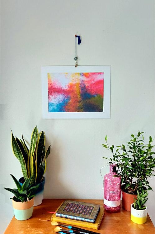 Acrylic Spark