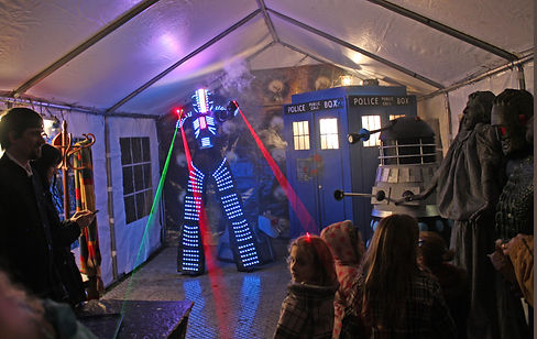 Thetford Mobile Disco Wedding DJ ROBOT 2disco