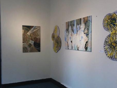 SOMOS MANDALAS: Simone Rosa realiza uma exposição individual em Novo Hamburgo