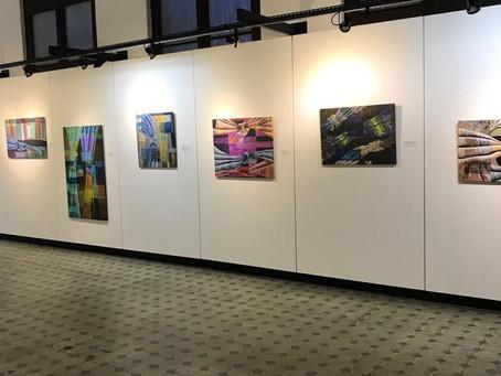 TECITURAS SUBJETIVAS: Simone Rosa realiza sua primeira exposição individual em Santa Cruz do Sul