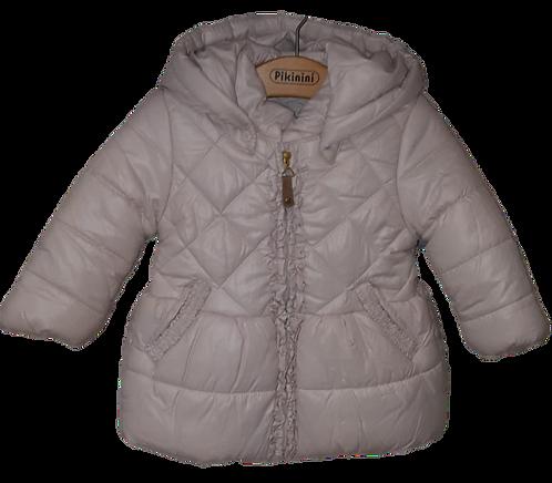 Mayoral Polar Astarlı Krem Rengi Kız Bebek Mont