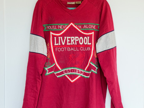 Embroidered Liverpool Shirt
