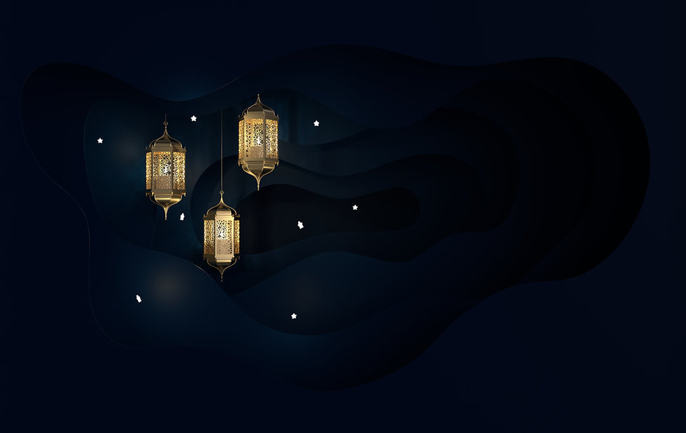 golden-muslim-lantern-with-candle-lamp-w