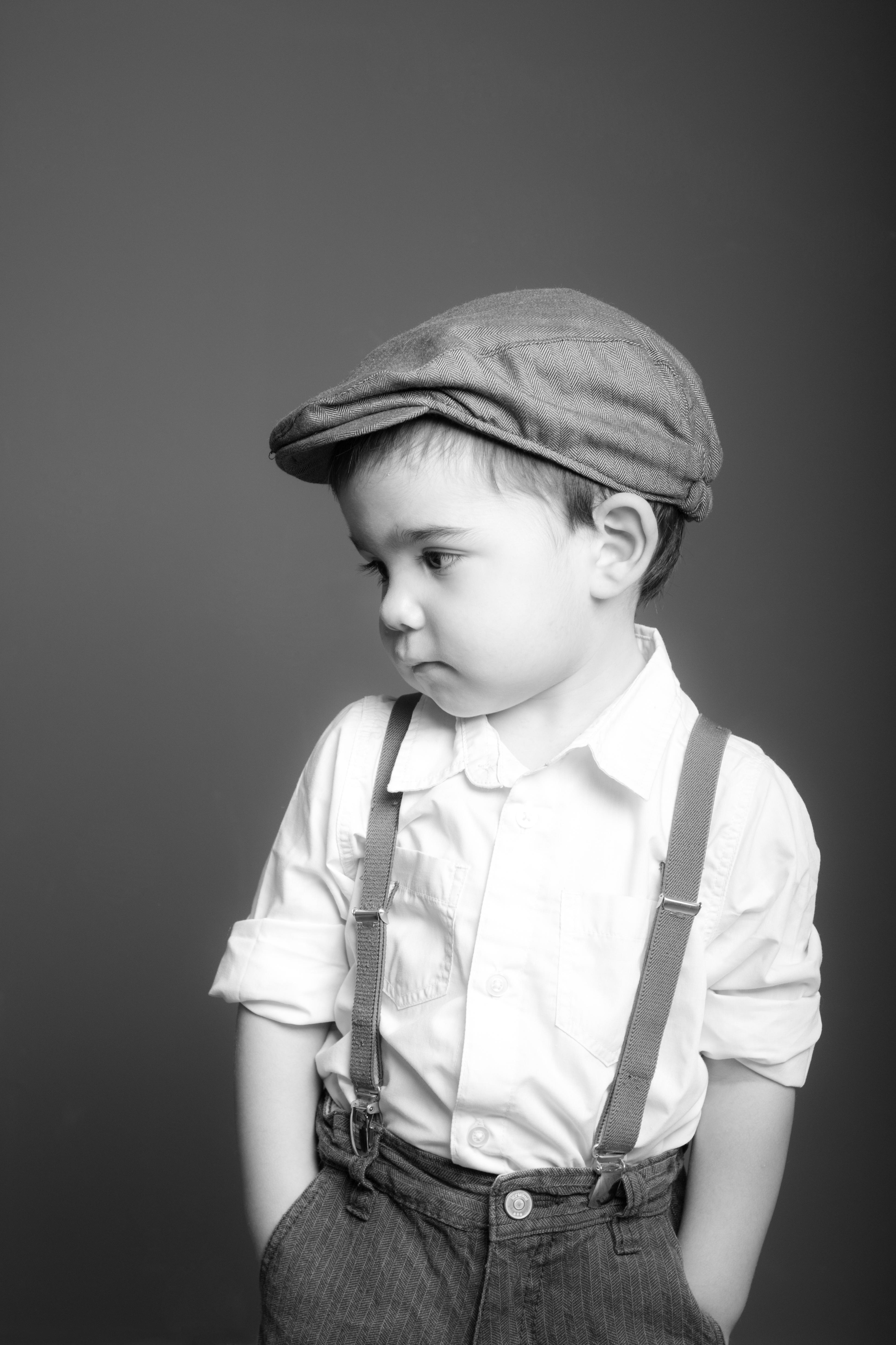 Emile, 2 ans