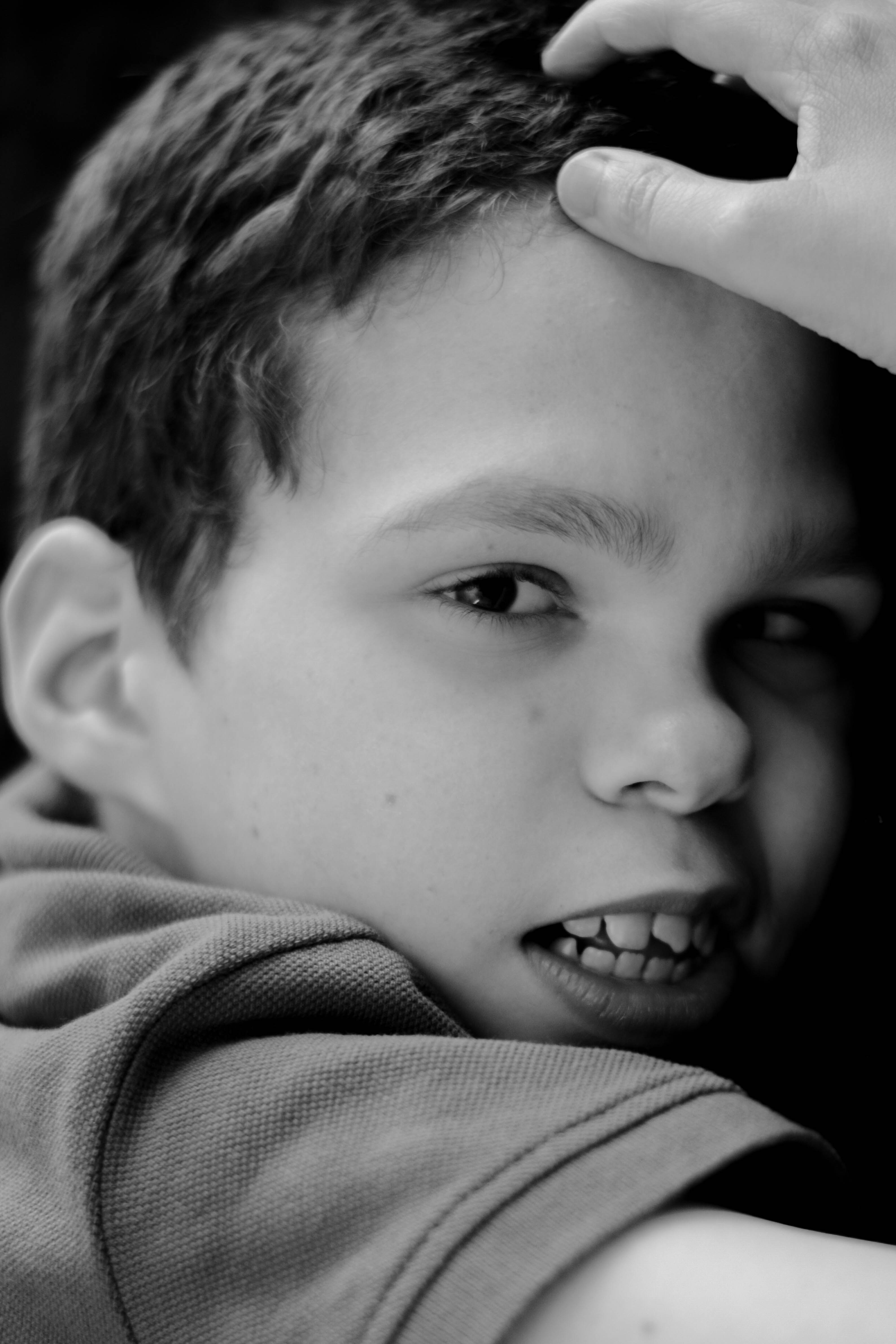 Enfant extra-ordinaire Nathan