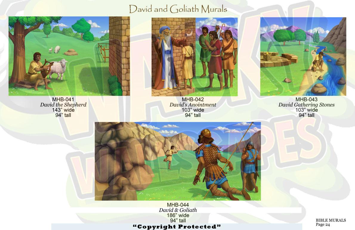 Bible Murals 17