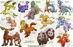 Animal Pairs 2