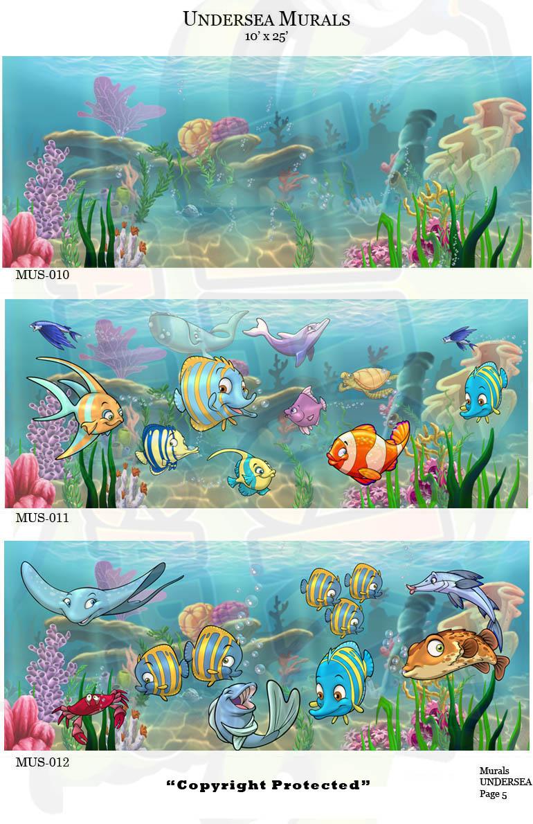 Undersea Murals 18