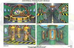 Industrial Murals 2