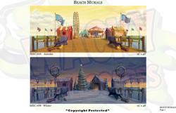 Beach Murals 12
