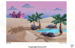 Desert Mural 3