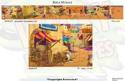Bible Murals 21