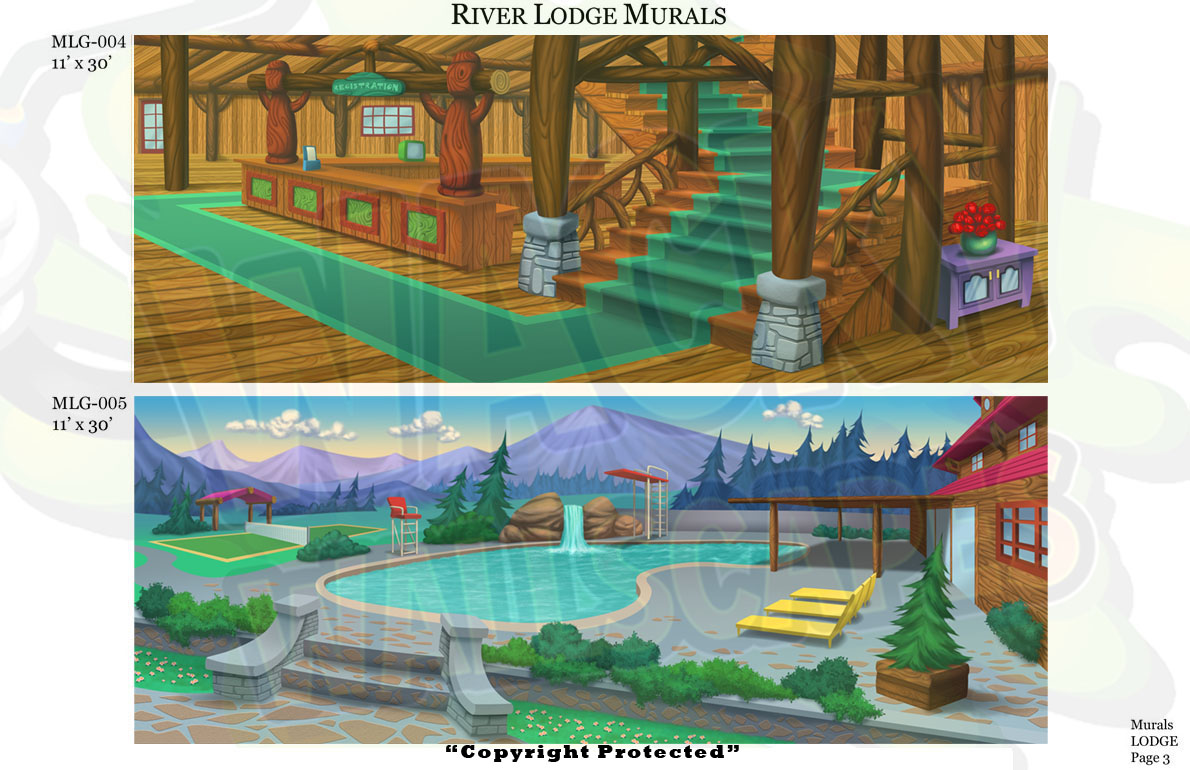 Lodge Murals 3