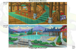 Lodge Murals 3
