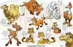 Mammals 15
