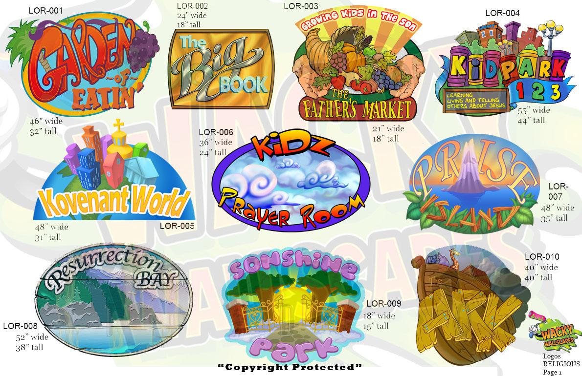 Religious Logos 3