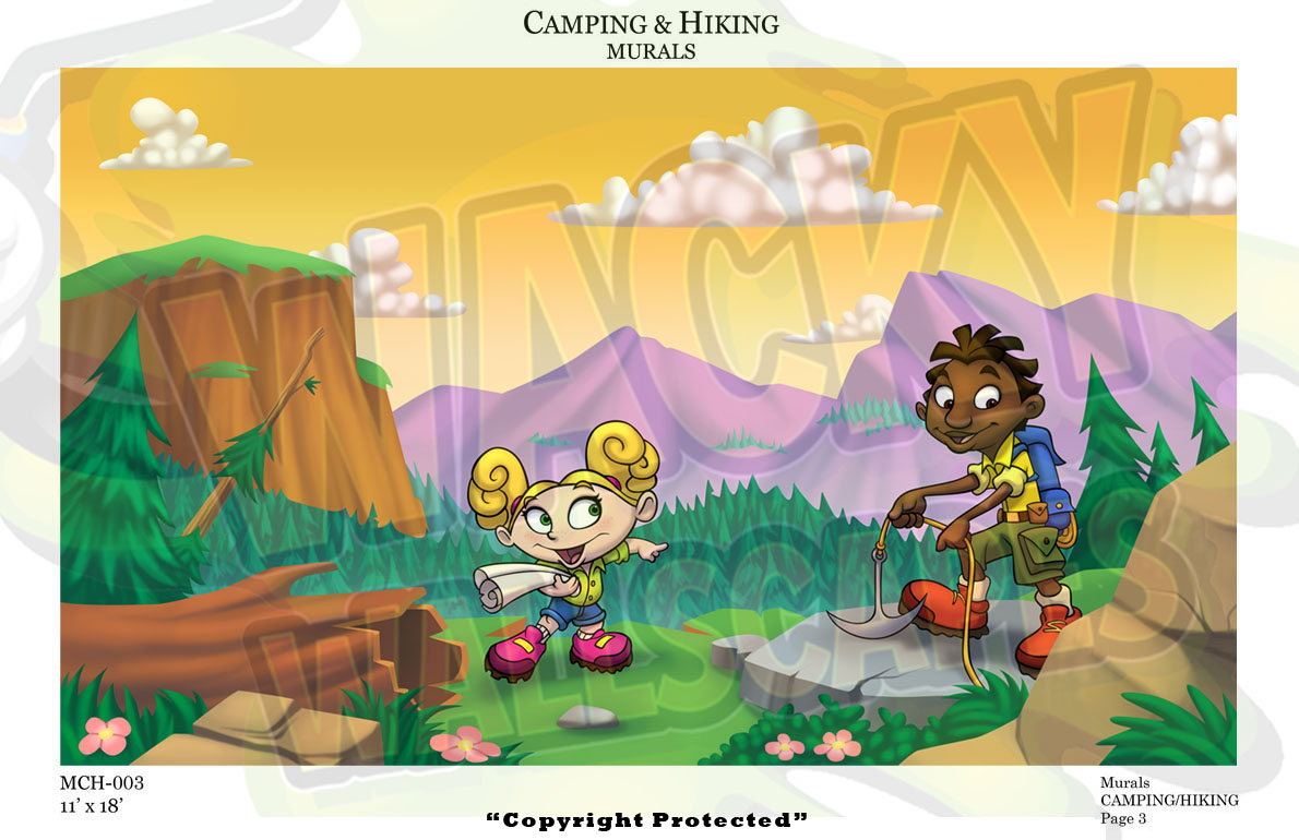 Camping Kids 9