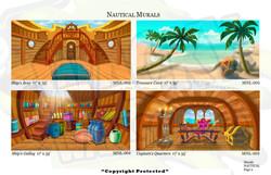 Nautical Mural 2