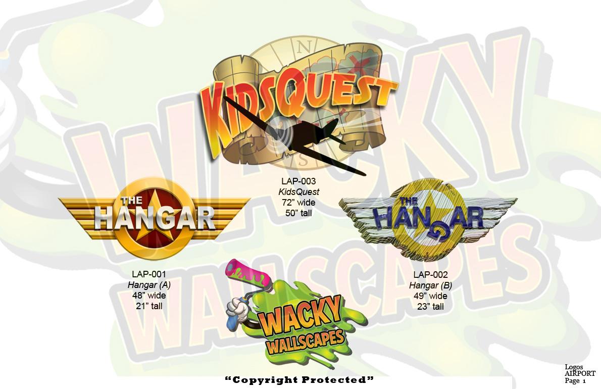 Airport Logos