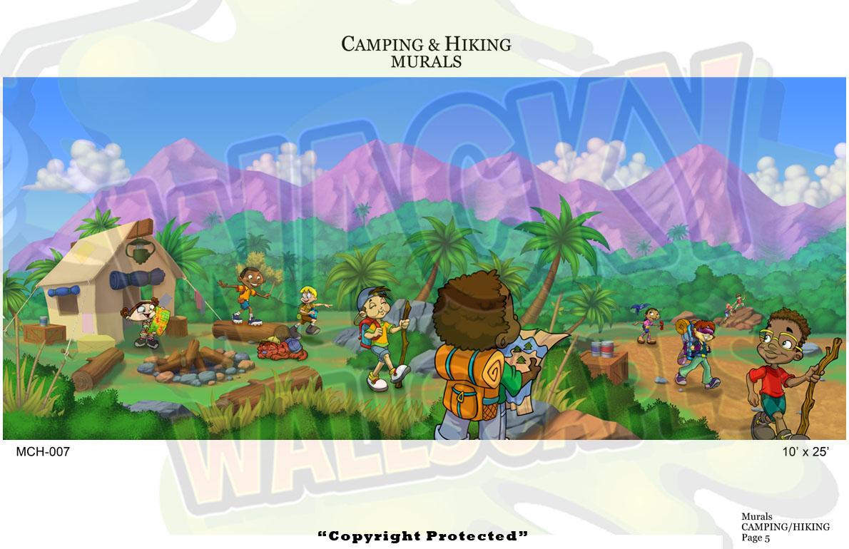 Camping Kids 11