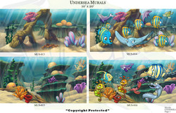 Undersea Murals 20