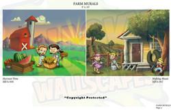 Farm Murals 3