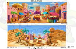 Bible Murals 28