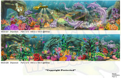 Undersea Murals 10
