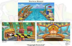 Nautical Mural 3