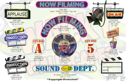 movie signage