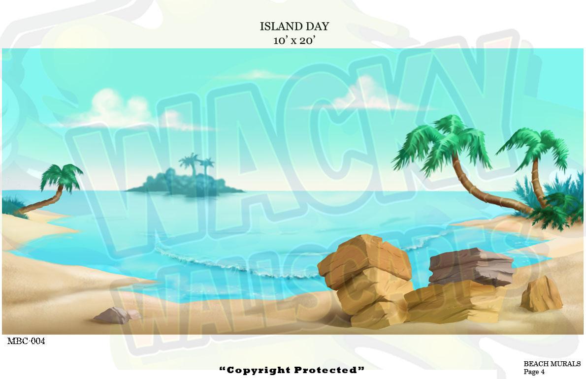 Beach Mural 9