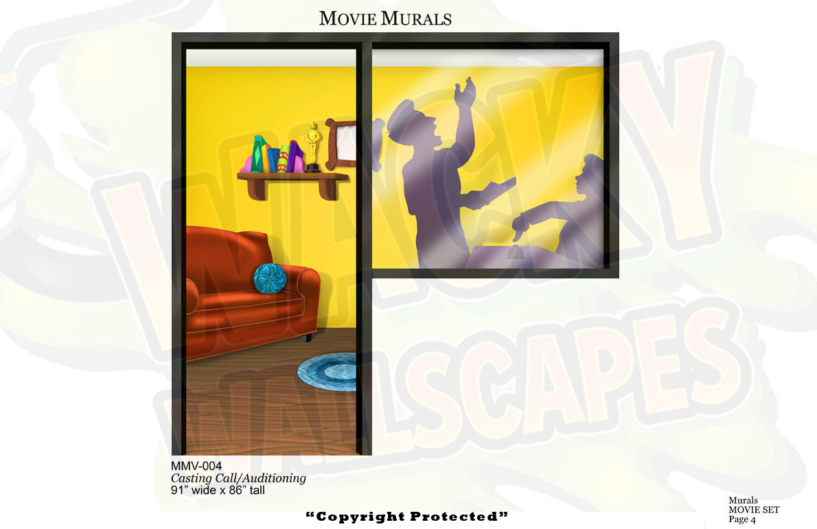 Movie Murals 4