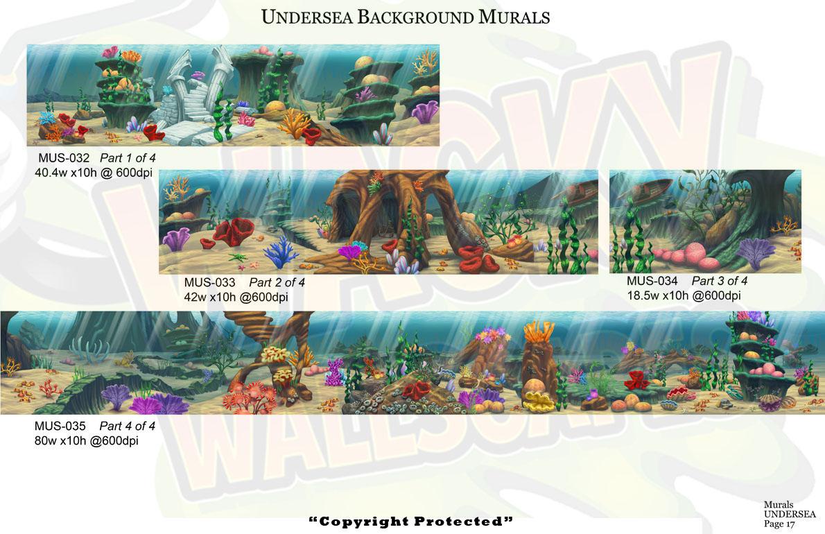 Undersea Murals 13